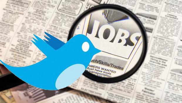 jobs on twitter