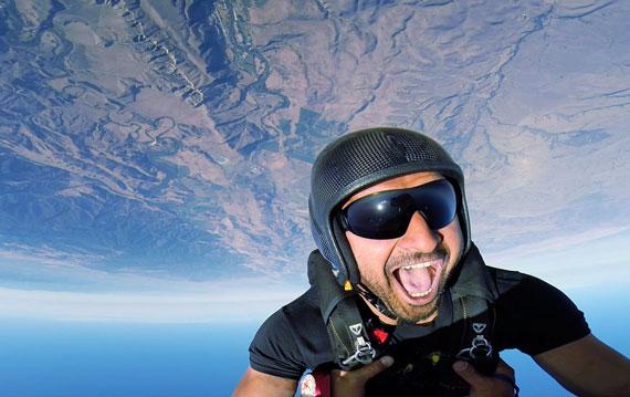 Sujan_Skydiving