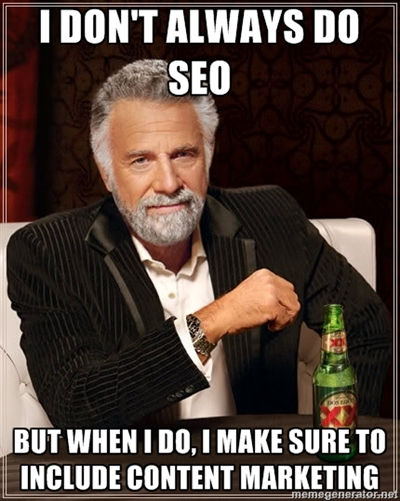 What Is Content Marketing in SEO?